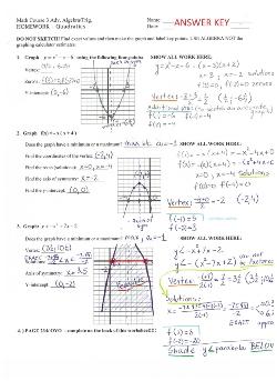 trig functions worksheet - Elleapp